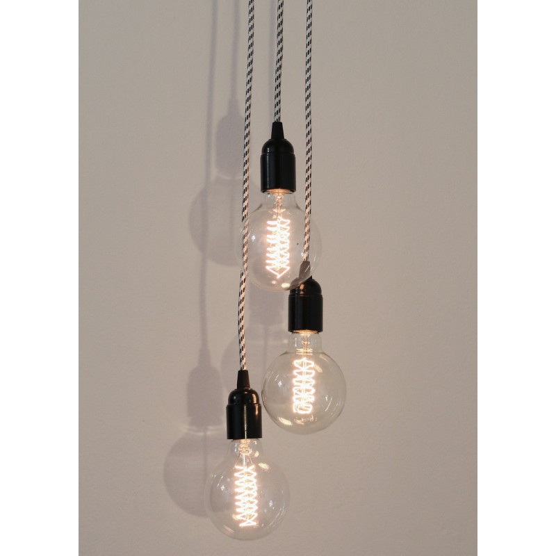 Luminaire triple suspension eo35 jornalagora for Lustre suspension triple