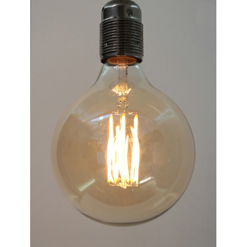 AMPOULE LED GLOBE Ø125 DECORATIVE