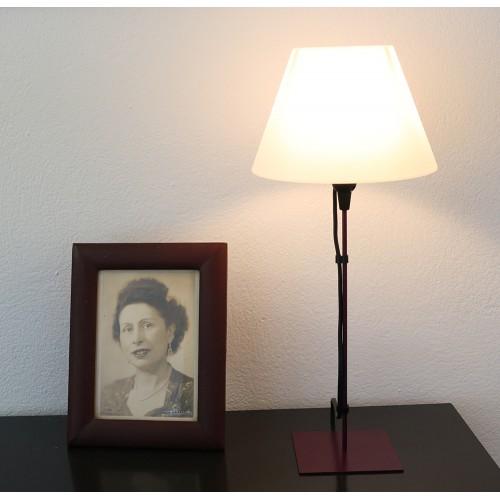 LAMPE FIL VIOLET