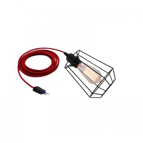 NOMADE MOD CABLE ROUGE