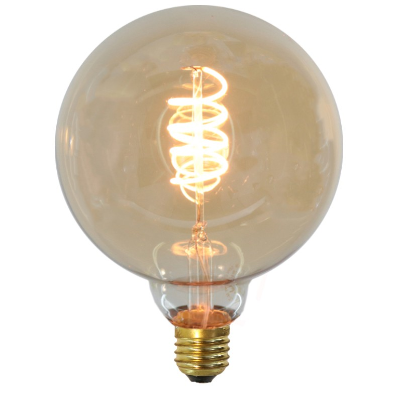AMPOULE LED GLOBE Ø125SP DECORATIVE