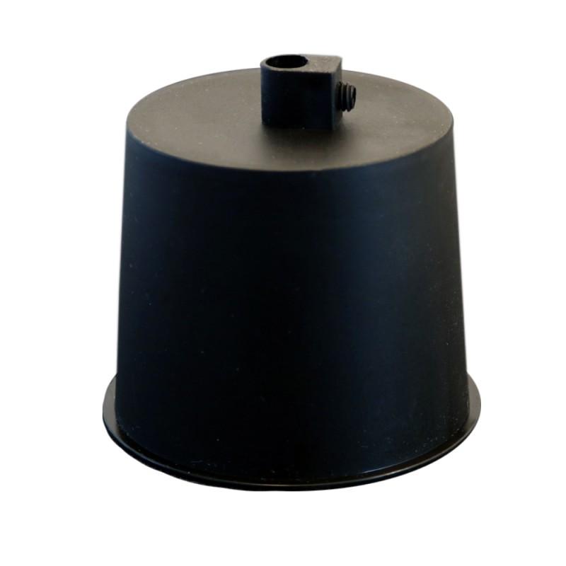 PAVILLON CYLINDRE PVC NOIR
