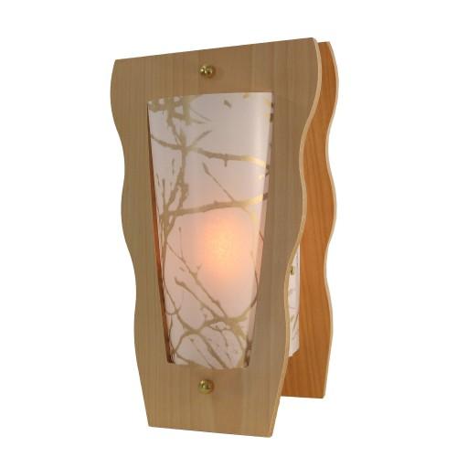 LAMPE VASE NATUREL/VEGETAL