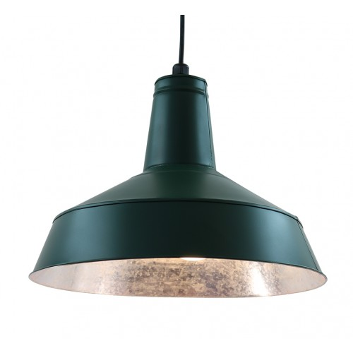 SUSPENSION GALVA 38 VERT MOUSSE OUTDOOR
