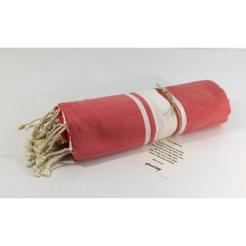 FOUTA ROUGE