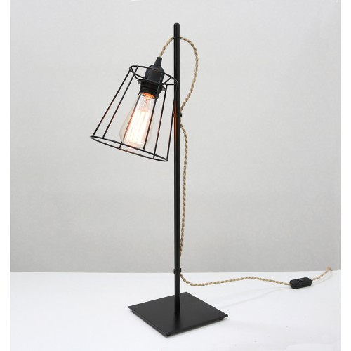 LAMPE AIRBIS CABLE TORSADÉ FICELLE