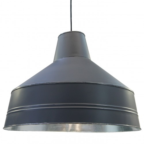 SUSPENSION GALVA Ø 50 CM 5011 GRIS