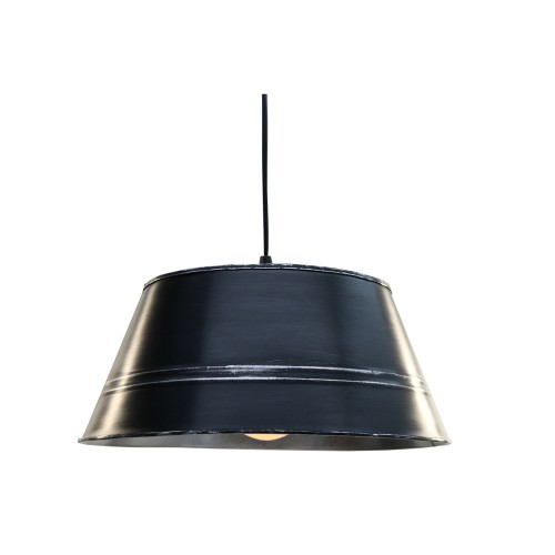 SUSPENSION GALVA Ø 33 CM 3322 NOIR