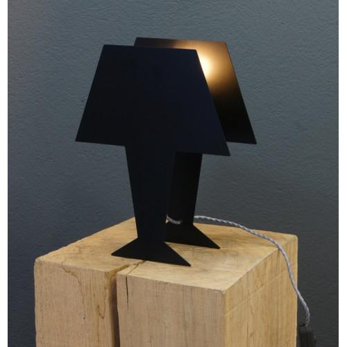 LAMPE HOLO NOIR